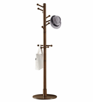 Combohome Short Hotel White Coat Stand