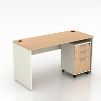 2019 hot new product executive wooden office table desks