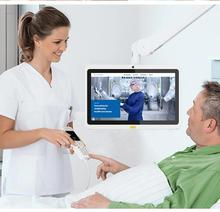 healthy care Industrial all in one <strong>13.3</strong> inch medical android 8.1 smart <strong>tablet</strong> <strong>PC</strong> for hospital