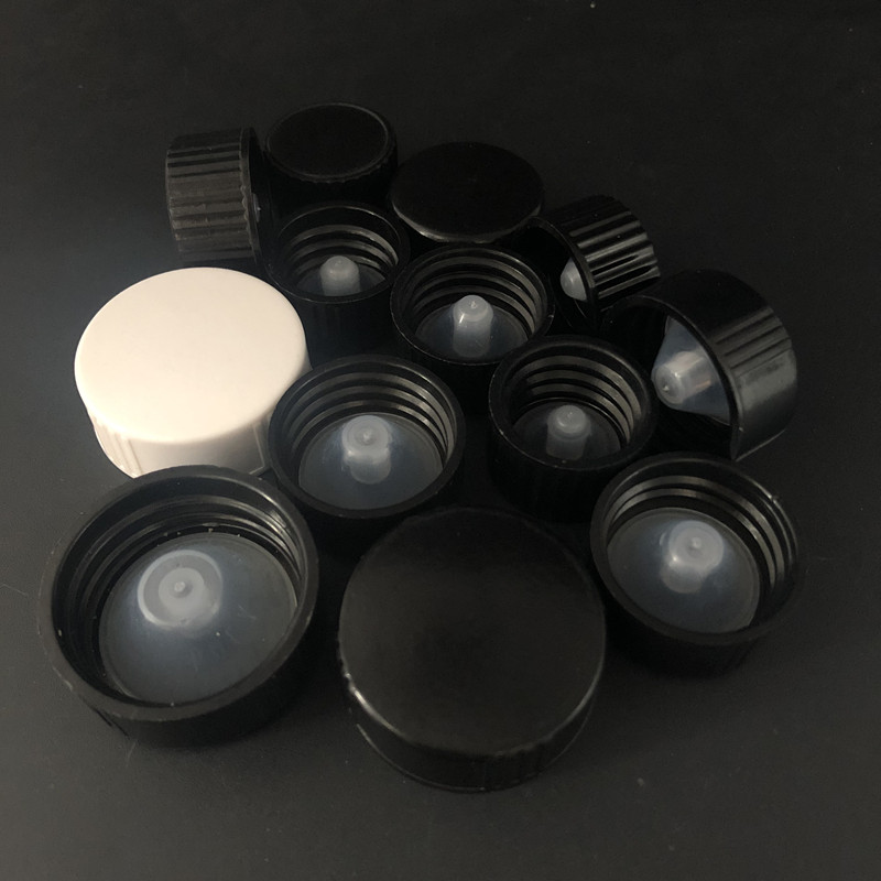 18/400 neck size phenolic bakelite UF cap with rod for bottles