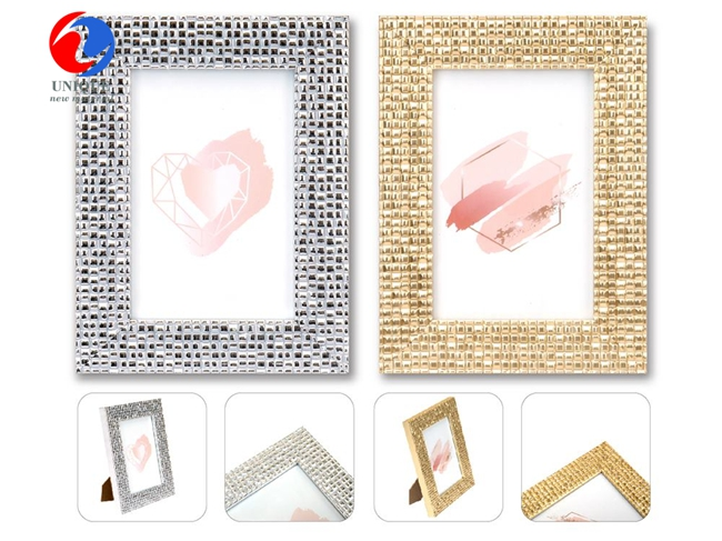 High Glossy Mirror Silver Hot Stamping Foil For PS Cornice Moulding