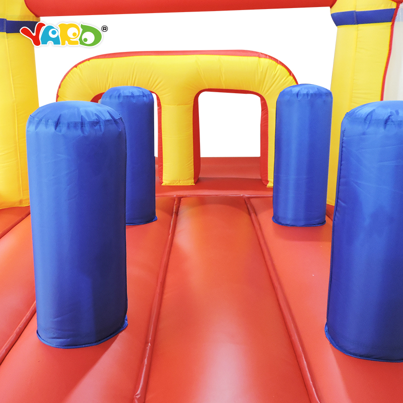 YARD Competitive price Trampoline Inflatable Bounce House With Slide