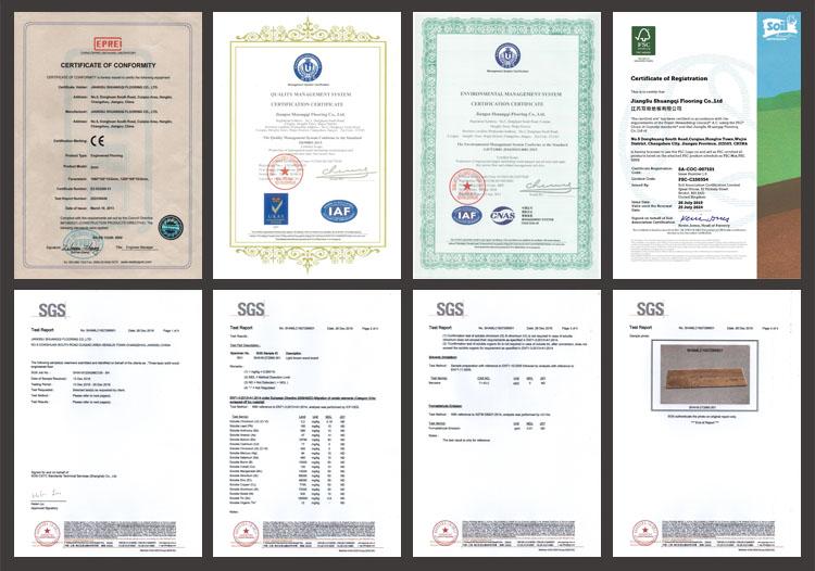 Sqflooring Certificate