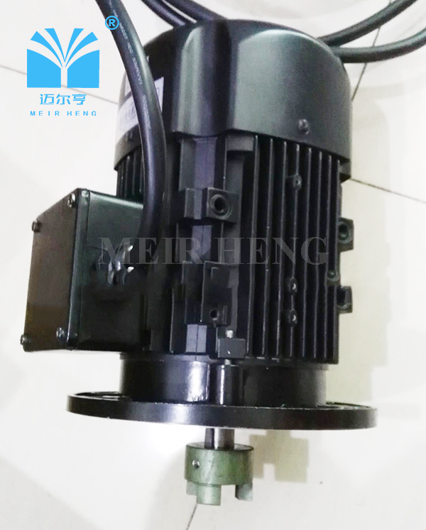 HS 110V/220V SS316 material electric screw food grade drum pump for cream, honey,  syrup, chocolate, glycerine, etc
