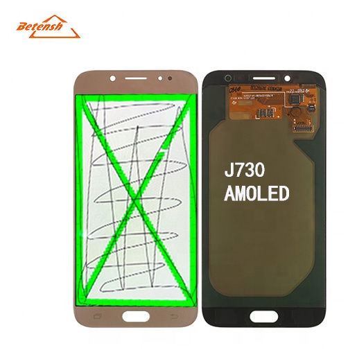<strong>J</strong> series for samsung galaxy J730 screen lcd quality factory price replacement parts AMOLED Assembly display