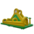 Commercial Jungle Palm Tree Inflatable Slide City Pool Sea Game Inflatable Water Slide For Kids