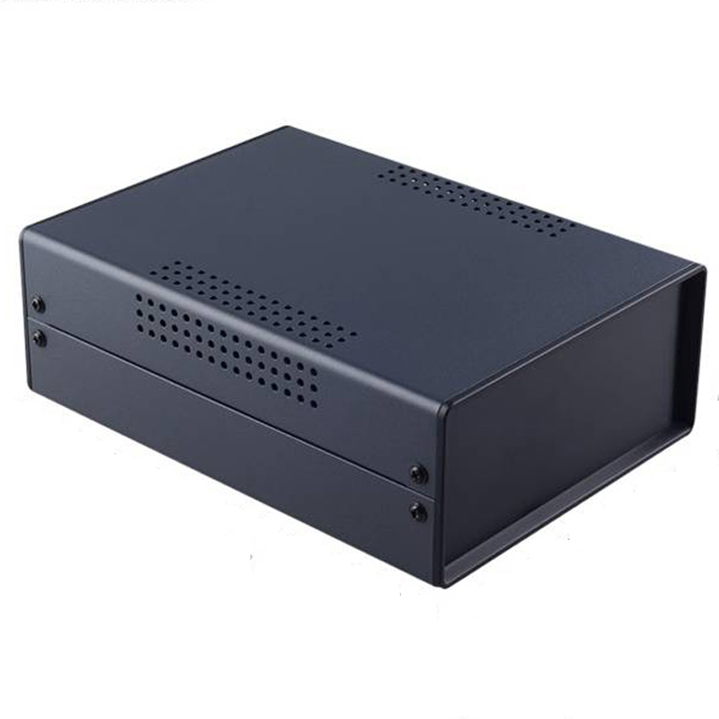 Vange control meter box iron metal housing ABS plastic panels instrument enclosures cases 150*70*200mm for <strong>power</strong> <strong>supply</strong> device