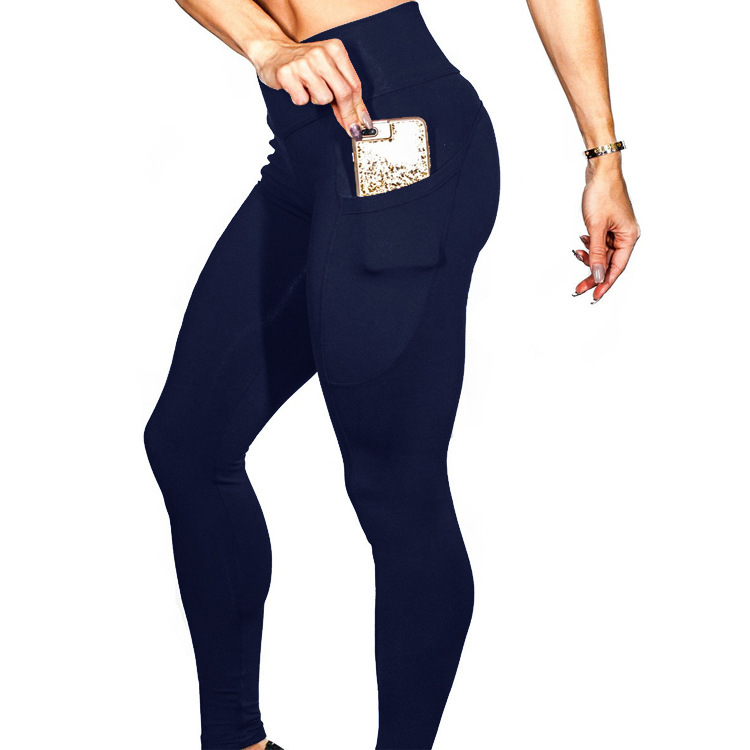 Wholesale Sexy Fitness Yoga Wear Women Gym Wear Fitness Yoga Leggings with pocket