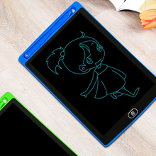 8.5 inch Green LCD digital memo pad handwriting board with stylus at the Office or at home Great Gift for Kids