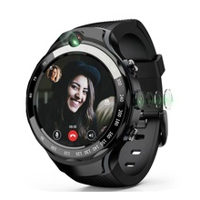 Amazon HOT SALE 2019 waterproof digital <strong>watch</strong> gps <strong>smart</strong> <strong>watch</strong> men 4G LTE Smartwatch <strong>smart</strong> phone android with dual camera