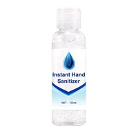100ml OEM Wholesale Factory Manufacturer Private Label Custom Logo Portable Waterless Hand Sanitizer