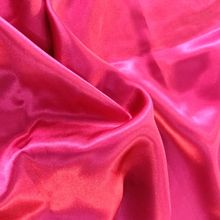 hot sell shiny silk soft touch 97% polyester 3% spandex colorful satin <strong>fabric</strong>