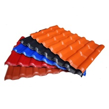 PVC Glazed Tile Roof Forming Making Machine /Resin Roofing Sheet Production <strong>Line</strong>