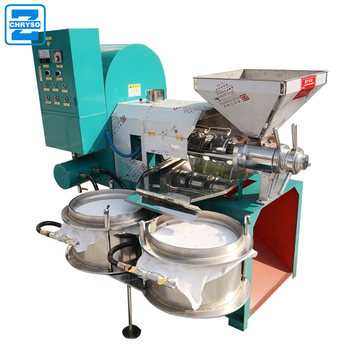 High output Edible Peanut Sesame Olive Sunflower Oil Extraction Machine