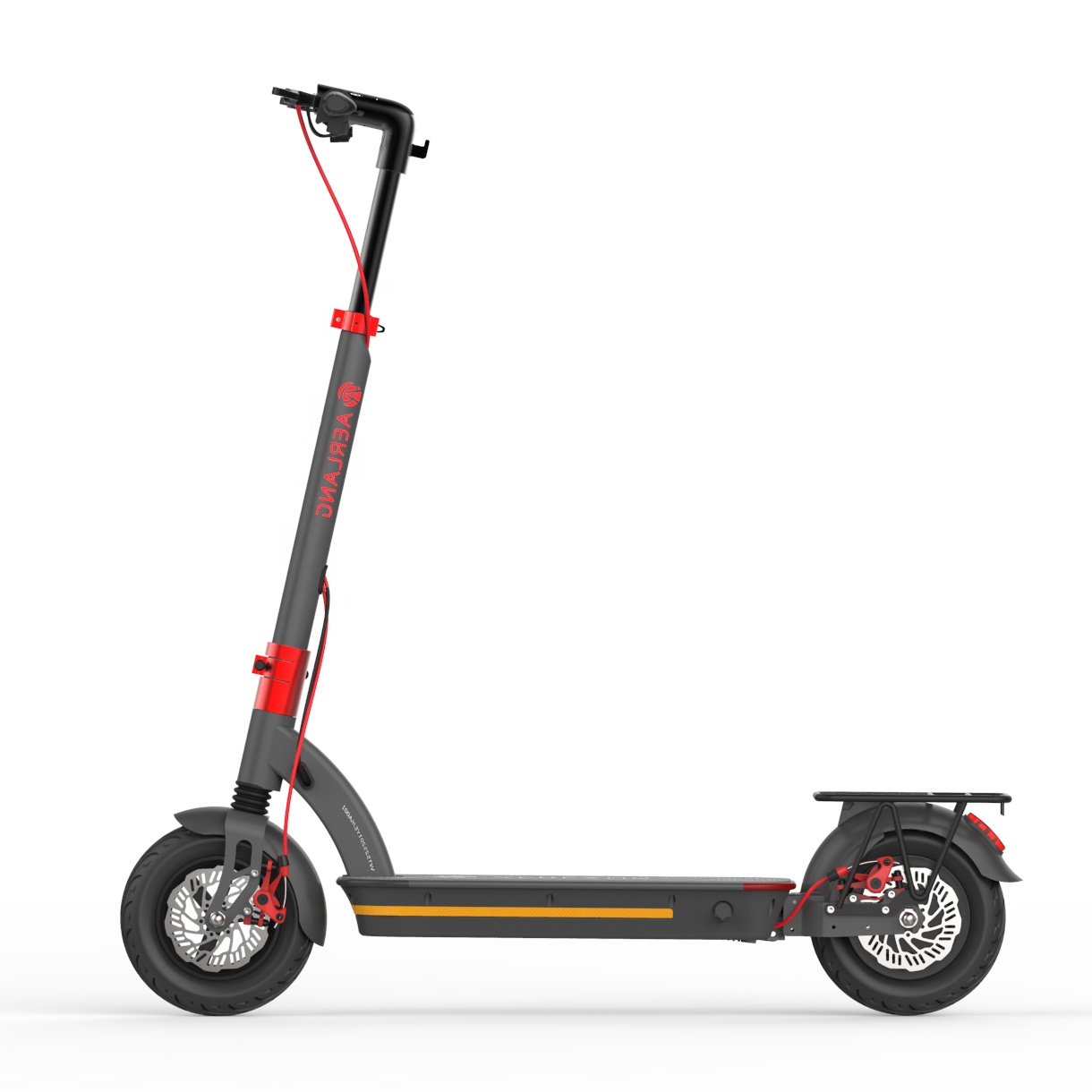 Aerlang H6-A 10 inch foldable <strong>electric</strong> scooter for adults
