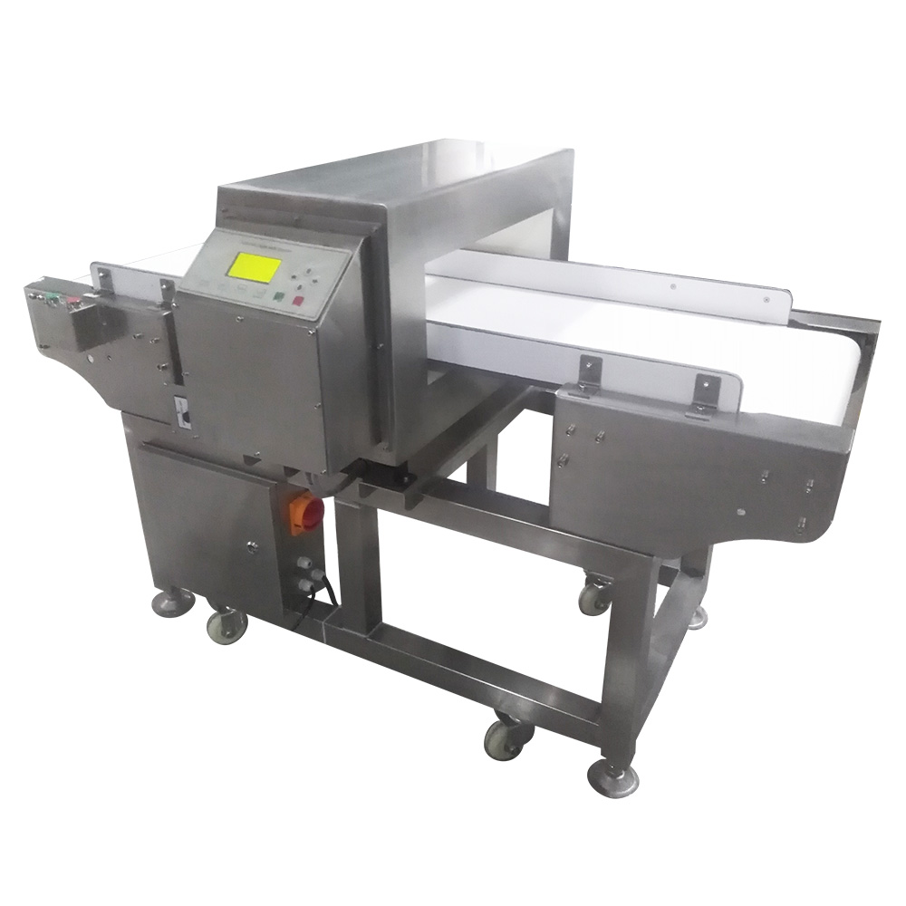 Non-ferrous food metal detector production <strong>line</strong> for brass detection product other industrial machine and equipment