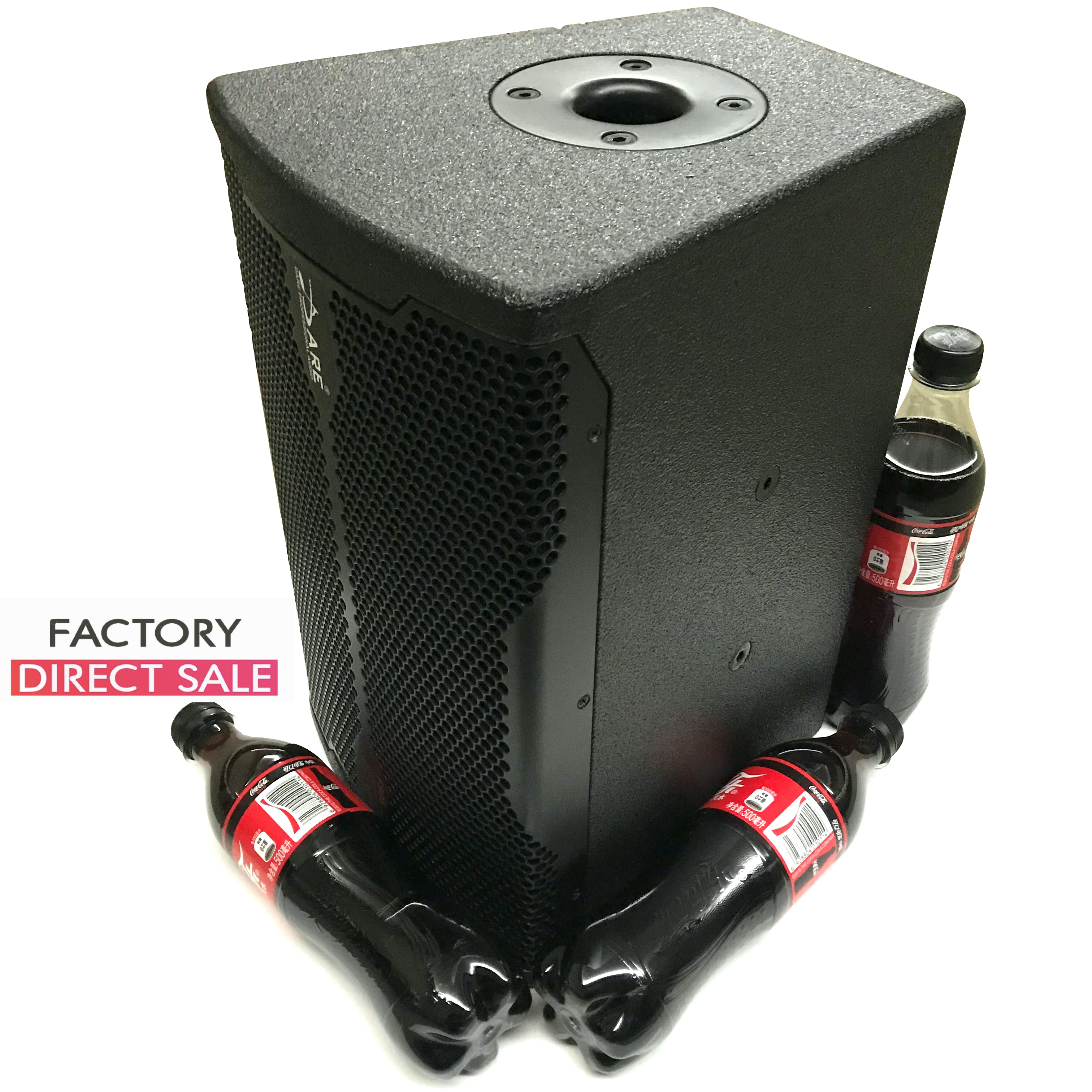 6 8 10 <strong>12</strong> 15 inch Passive full range PA Speaker system 2way compact high power SPL class <strong>D</strong> dsp