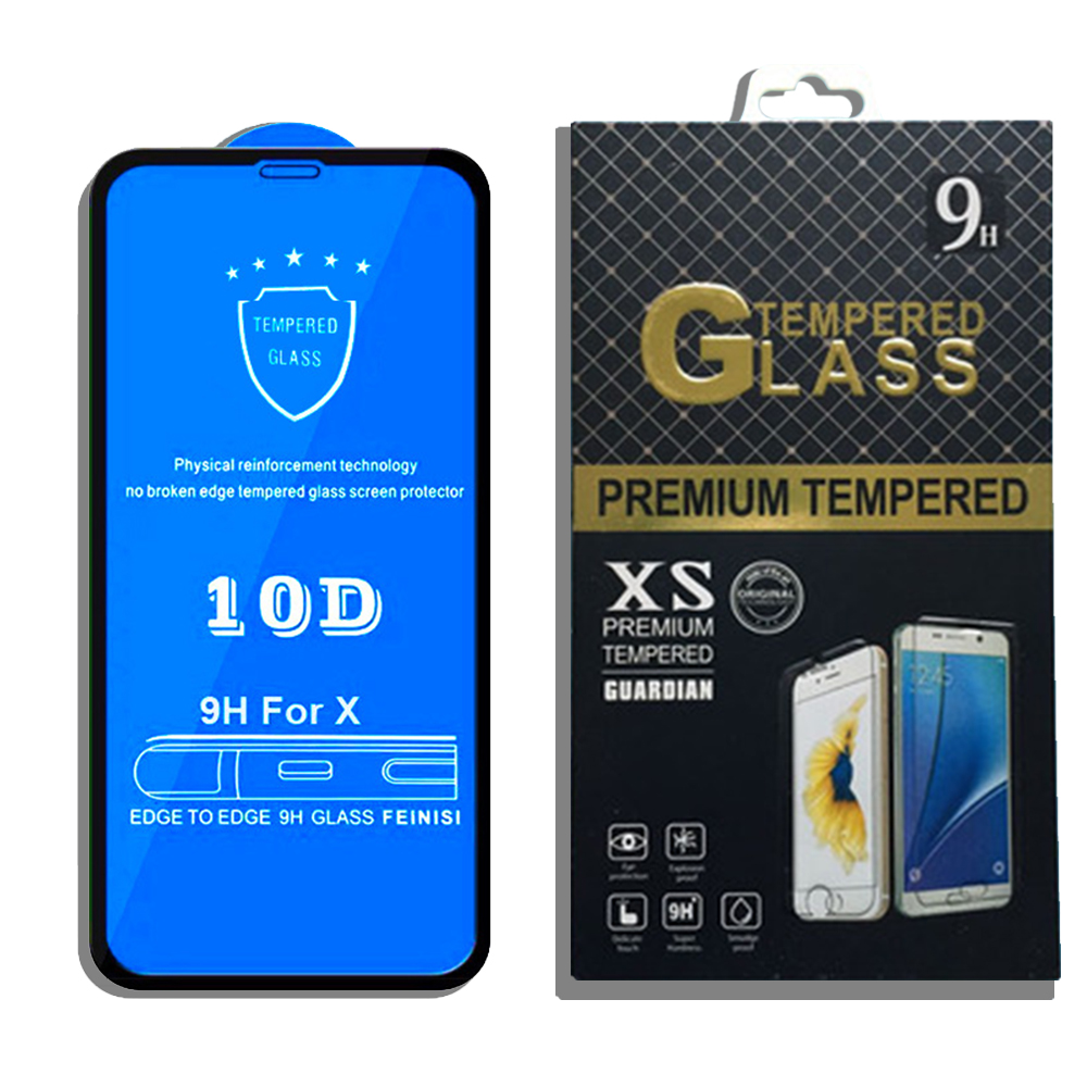 Best <strong>10</strong> <strong>D</strong> cell phone tempered glass screen protector for iPhone 6 7 8 plus glass screen protector for iPhone 11