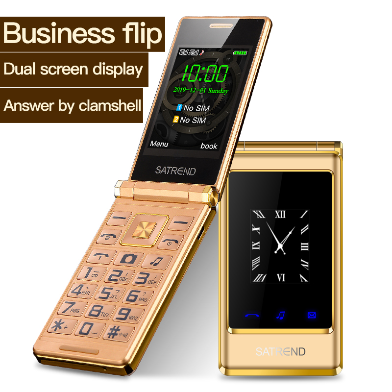 Wholesale Original Flip <strong>Phone</strong> unlocked HF A15 Touch screen mobile <strong>phone</strong> dual sim Cheap Senior Mobile <strong>Cell</strong> <strong>Phone</strong> With MP3 MP4 FM