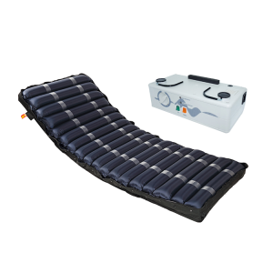 custom size space trek tubular mattress alternating medical air mattress with pump anti bedsore mattress air circulation FDA CE