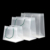 High quality Promotional shopping handle clear pvc makeup bag