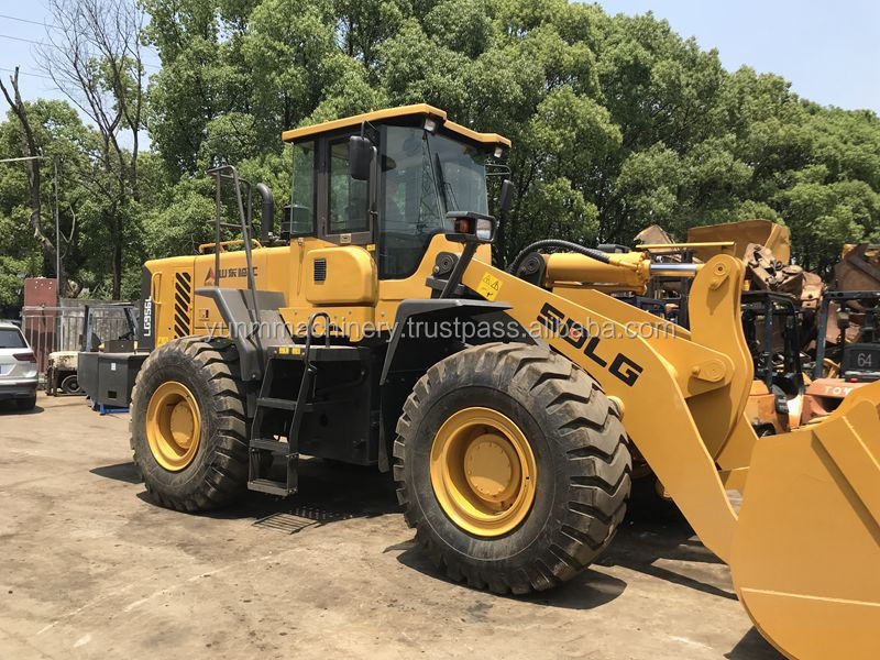 Used 90% New Chinese LG956 Wheel Loader , used lg 956 loader GOOD CONDITION for sale