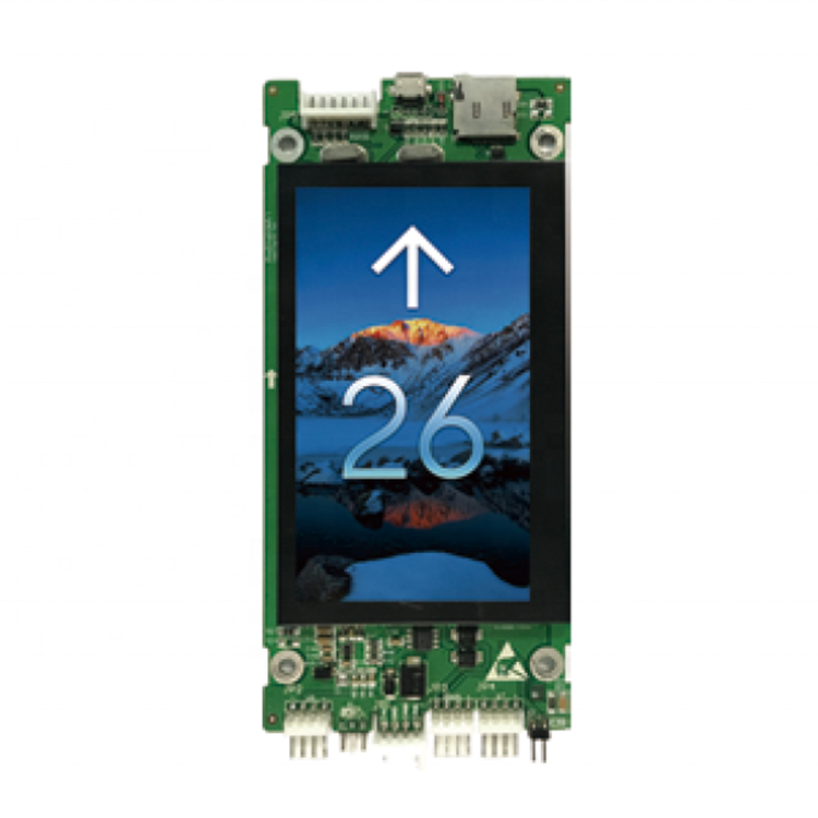 Elevator Vertical&amp;Horizontal TFT 4.3 Inch Display Board SM.04TL/<strong>W</strong> For Thysse*