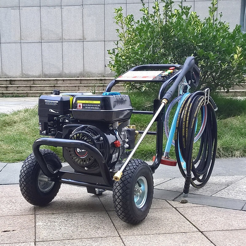 Gasoline Engine  180bar High Pressure Cleaner/Portable High Pressure Washer with CE