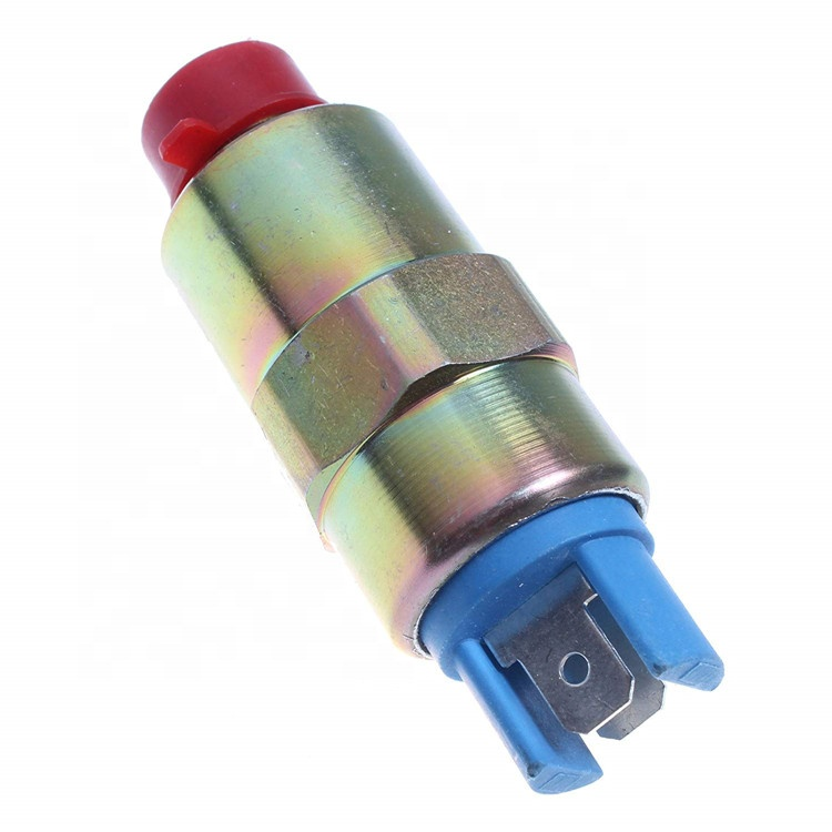 12V Fuel Cutoff Solenoid <strong>17</strong>/105201 <strong>17</strong>-105201 for <strong>J</strong> C B 2CX 2CXS