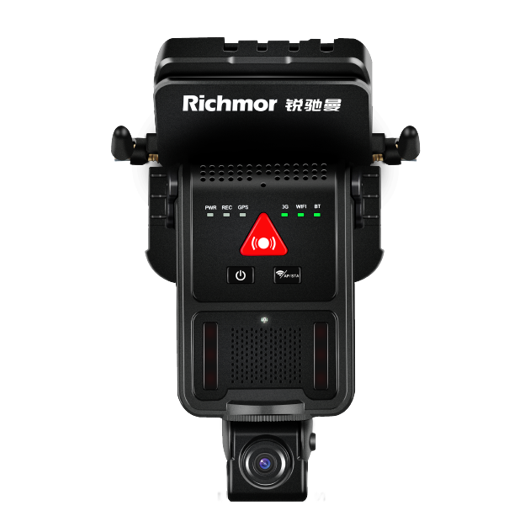 Richmor Big Promotion Cheap Prirce All-in-One Design <strong>4</strong> <strong>Channel</strong> 720P Dual SD Card 4G WIFI GPS Vehicle Mobile <strong>DVR</strong>