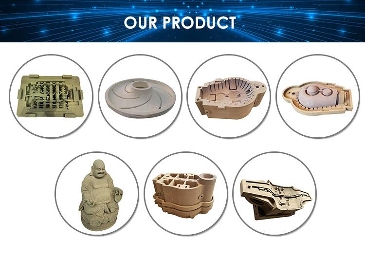 Custom Design 3d  printing service Prototype silicone vacuum casting