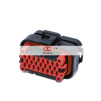 CKK7233-1.5-21 high quality female automotive ecu 23 pin connector 770680-1