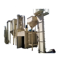 Factory Direct Sale three rings grinding mills/three roll mill/three roller mill machine with low price