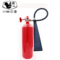 Factory Direct Supply Firefighting Co2 Gas Fire Extinguishers 4.5kg Co2 Fire Extinguisher