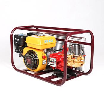 hot sale agricultural farm machinery gasoline engine high pressure garden orchard tree motorized power sprayers pump
