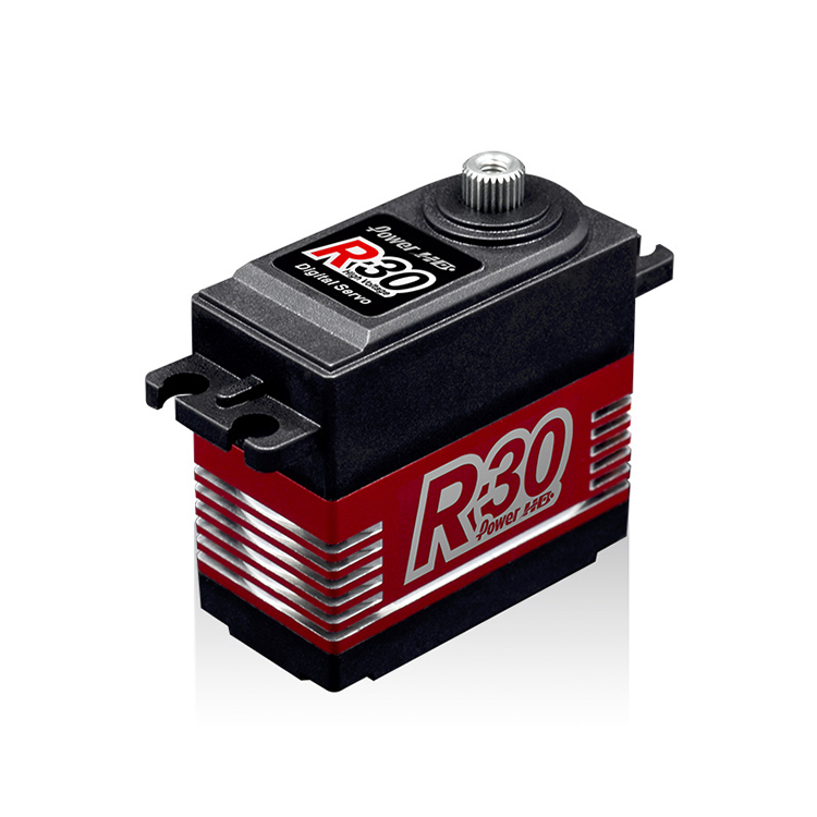 Power HD R30 High Voltage 6.0-7.4V Digital Servo for RC Cars 1:8 1:<strong>10</strong>