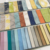 FREE SAMPLE HANGER all colors in stock curtain fabric