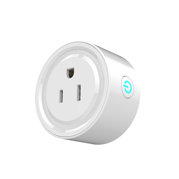 Wifi smart socketRemote Control US Plug Outlet USB Port Wifi Smart Power Plug Socket