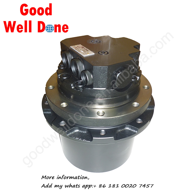 GOODWELL Excavator Part PC60-7 Swing Gearbox 201-26-00060