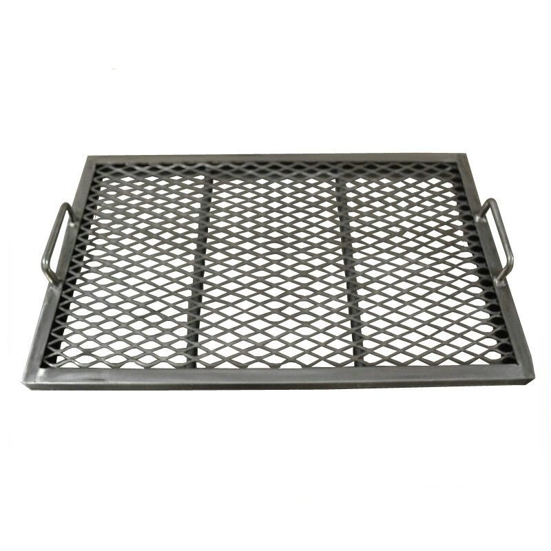 Stainless Steel Expanded Wire <strong>Mesh</strong>/Expanded Metal Sheet for Fire Pit Cooking Grill Grate