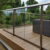 Balcony System Spigot Glass Railing Aluminum Handrail
