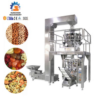 Multifunction Vertical Automatic Food Packaging And Sealing Machine