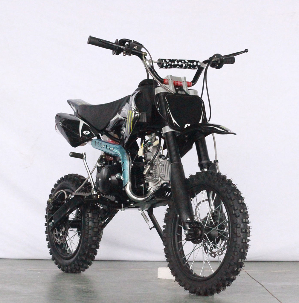 Newest gasoline dirt bike 125cc motorcycles for sale