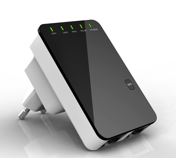 Factory <strong>Price</strong> Multi-Functional 3-in-1 N300 100Mbps WiFi Extender WiFi Router Access Point Full Signal Coverage with W