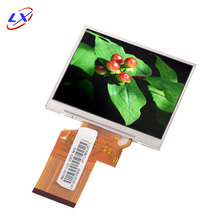 Factory supply 3.5 inch TFT lcd module 320X240 with HX8238D driver ic
