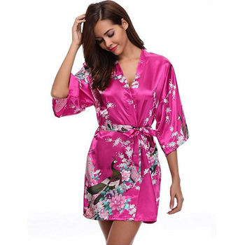 Women Pajama Contrast Color European Design Trendy Fashion Girl Nightdress