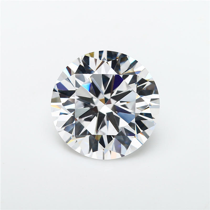 Natural F G Color VVS Purity 1 Carat Diamond Polished Loose diamond White Round <strong>Cut</strong> Diamond Parcel