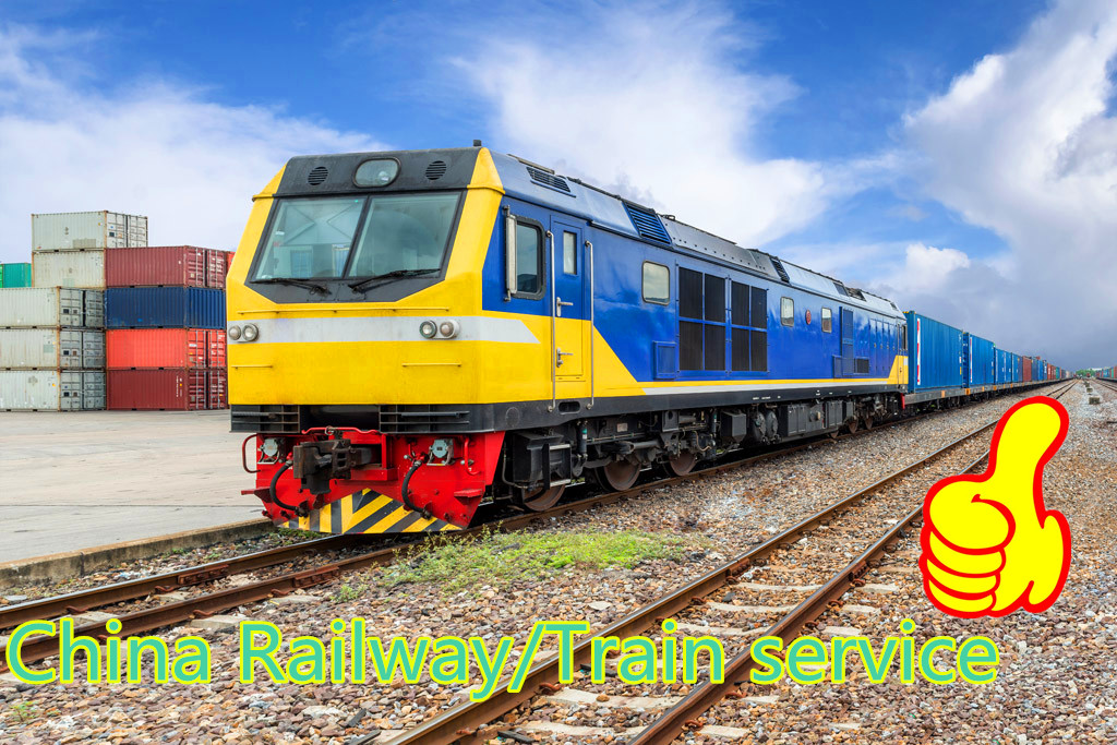 China railways trains transport shipping logistics services to Mongolia/Europe/Russia/Kazakhstan Alma-Ata/Uzbekistan Tashkent