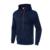 Wholesales Fashion Zip Up Hoodie Jackets Long Sleeve Kangaroo Fleece Hoodie Streetwear Apparel