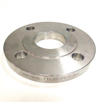 Forged dn250 cl150 wn rf 304 sch40s Raised Face Flat Flange